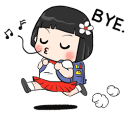 Khing Khing so cute (Eng) sticker #14897322