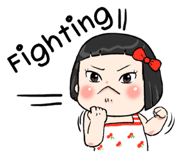 Khing Khing so cute (Eng) sticker #14897323