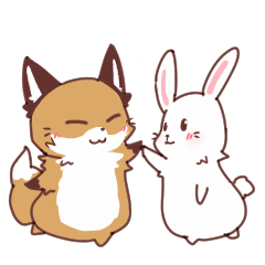 Fox and Rabbits