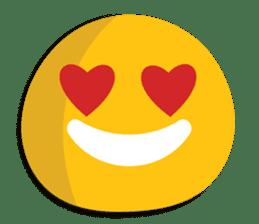 Emoji Smiley sticker #14907328