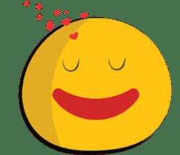 Emoji Smiley sticker #14907337