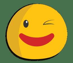 Emoji Smiley sticker #14907338