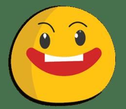 Emoji Smiley sticker #14907339