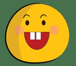 Emoji Smiley sticker #14907349