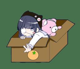 YUMEYAMIchan 2 sticker #14928348