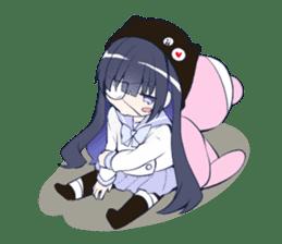 YUMEYAMIchan 2 sticker #14928354