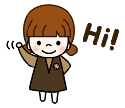 Cute! jane's daily stickers(global) sticker #14928486