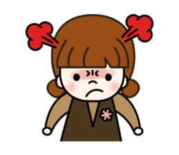Cute! jane's daily stickers(global) sticker #14928492