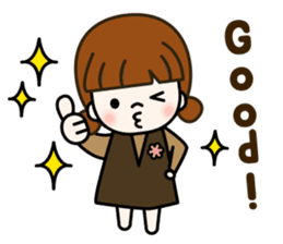Cute! jane's daily stickers(global) sticker #14928496