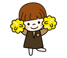 Cute! jane's daily stickers(global) sticker #14928501