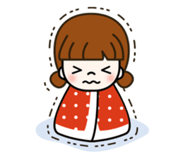 Cute! jane's daily stickers(global) sticker #14928502