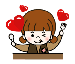 Cute! jane's daily stickers(global) sticker #14928503