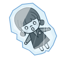 Cute! jane's daily stickers(global) sticker #14928505