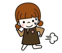 Cute! jane's daily stickers(global) sticker #14928508