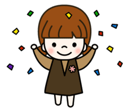 Cute! jane's daily stickers(global) sticker #14928512