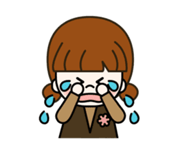Cute! jane's daily stickers(global) sticker #14928513