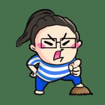 Annoying-est Girl Ever sticker #14953631