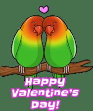 I Love You - Valentine's Day Stickers sticker #14967737