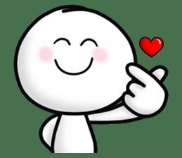 "Om Yim ""LOVE LOVE"" sticker #14987042"