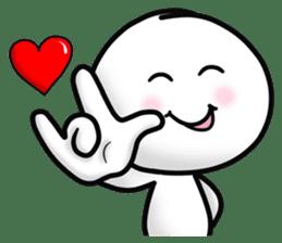 "Om Yim ""LOVE LOVE"" sticker #14987043"