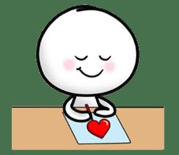 "Om Yim ""LOVE LOVE"" sticker #14987057"