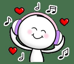 "Om Yim ""LOVE LOVE"" sticker #14987076"