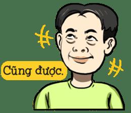 Teoteo Vietnamese Boy sticker #14987994
