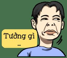Teoteo Vietnamese Boy sticker #14988005
