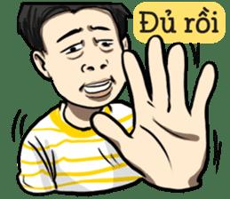 Teoteo Vietnamese Boy sticker #14988007