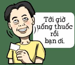 Teoteo Vietnamese Boy sticker #14988027