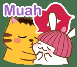 Couple's Daily Talk (EN) sticker #14988515