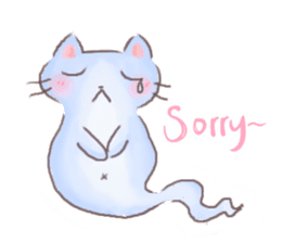 GhostCats sticker #14992756