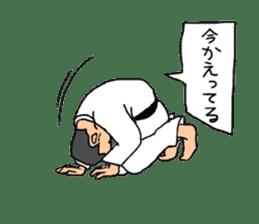 KARATEBUIN Mr.K sticker #14995103