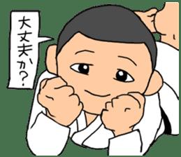 KARATEBUIN Mr.K sticker #14995111