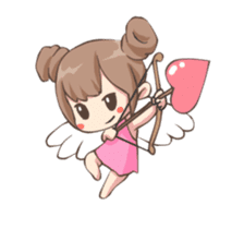 Lovely Cupid Animated sticker #15000006