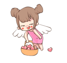 Lovely Cupid Animated sticker #15000008