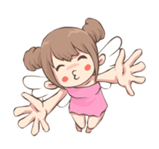 Lovely Cupid Animated sticker #15000009