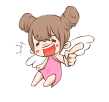 Lovely Cupid Animated sticker #15000011