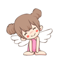 Lovely Cupid Animated sticker #15000016