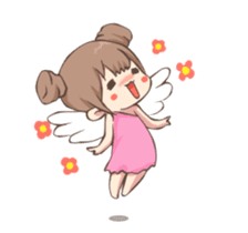 Lovely Cupid Animated sticker #15000026