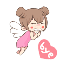 Lovely Cupid Animated sticker #15000029