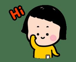 Mobile Girl, MiM - Legend - v1 sticker #15000190