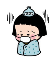 Mobile Girl, MiM - Legend - v1 sticker #15000199