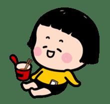 Mobile Girl, MiM - Legend - v1 sticker #15000210