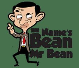 Mr Bean sticker #15000464