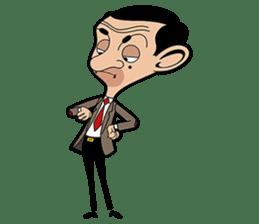 Mr Bean sticker #15000468
