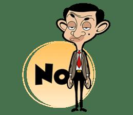 Mr Bean sticker #15000484