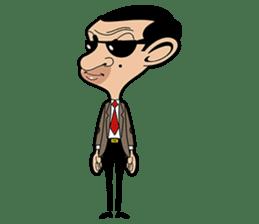 Mr Bean sticker #15000489