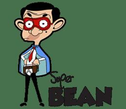 Mr Bean sticker #15000498