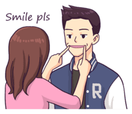 You & I : Intimate sticker #15017183